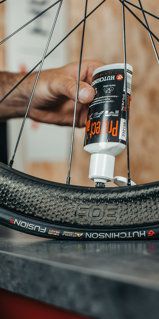 Tube and tubeless