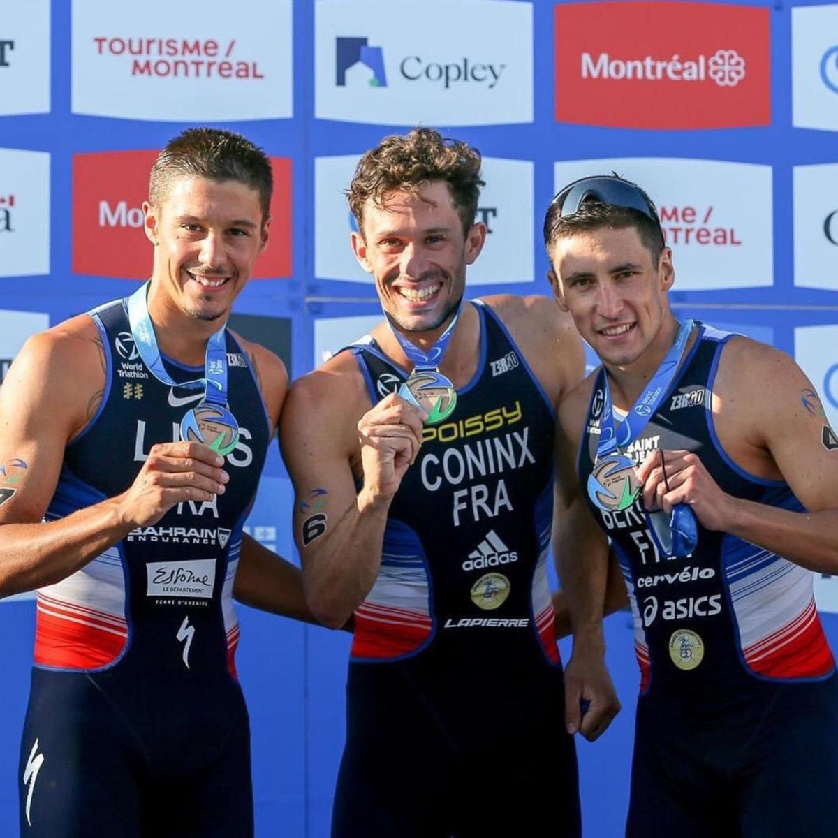 A successful week-end for Hutchinson triathlon athletes